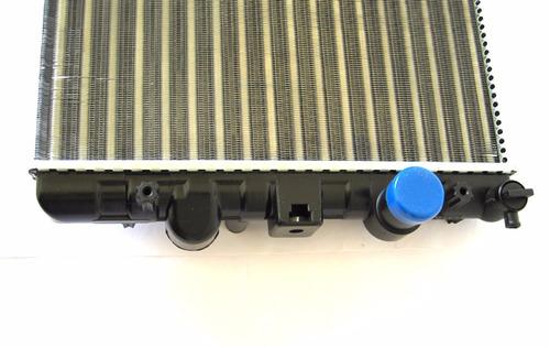 radiador gol parati saveiro bola g2 c/ ar novo para motor ap