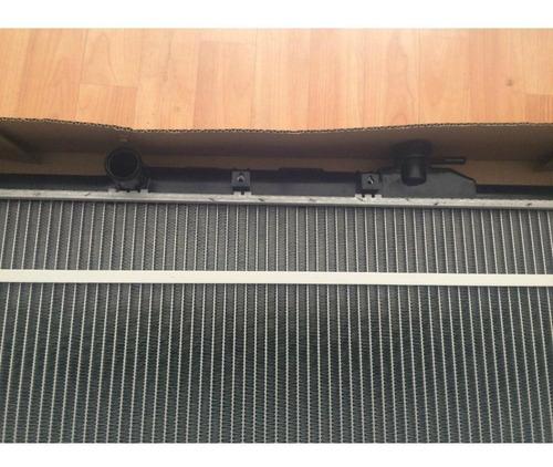 radiador honda crv 2.4 02 / 06 automático