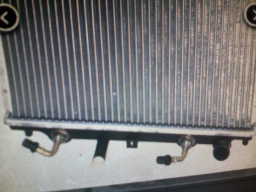 radiador honda fit 1.4 1.5 16v 2003 a 2008 automático  56310