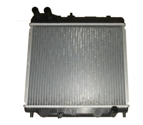 radiador honda fit  1.4 1.5 2004 05 06 07 08 09 caja manual