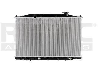radiador honda odyssey 2011-2012-2013 v6 3.5 lts c/aire auto