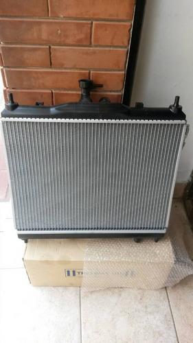 radiador hyundai getz sincrónico