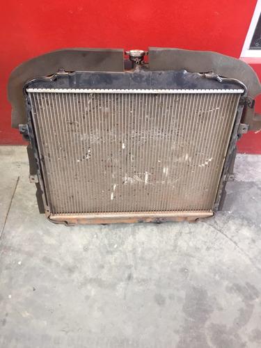radiador hyundai hr 2014 sem defletor - original