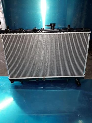 radiador kia rio