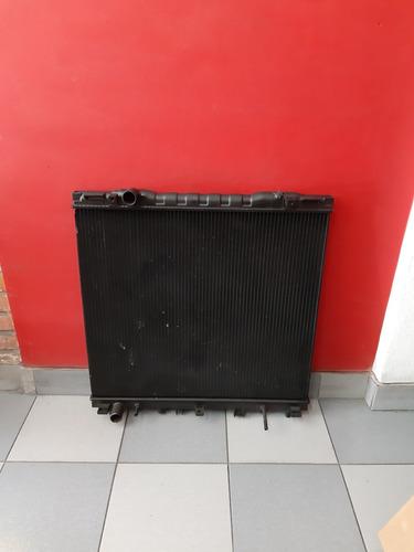 radiador kia sorento 3.6 v6