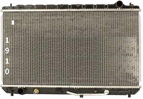 radiador lexus es300 motor 3.0l v6 1997 - 2001 nuevo!!!