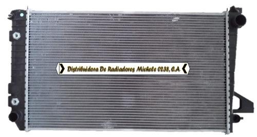 radiador ltd galaxy
