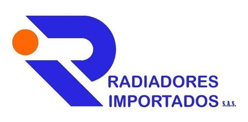 radiador mazda allegro mecanico 1.300 / 1.600
