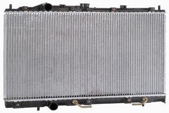 radiador mitsubishi signo 1.5 y 1.8 lt aut 1997 a 2009