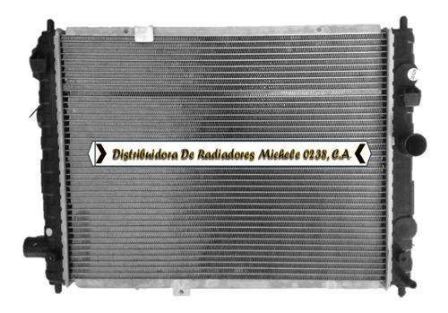 radiador monza sincronico