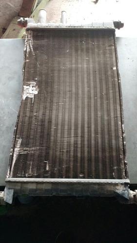 radiador motor ford