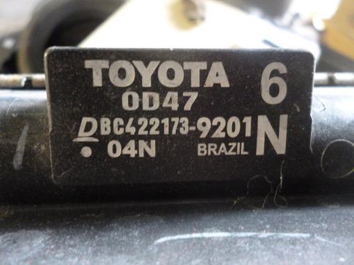 radiador motor toyota corolla 2009-2014 # bc422175-9209