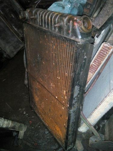 radiador mustang futura busetas 4 canales