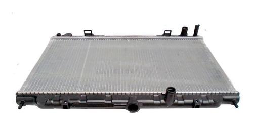 radiador niss sentra 01-06, motor 1.8l transmision estandar