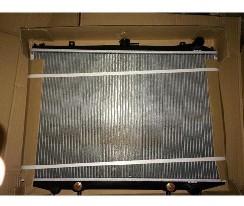radiador nissan d21 automatico