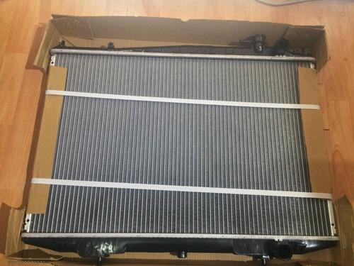 radiador nissan frontier d22 xterra   98 / 04 automático