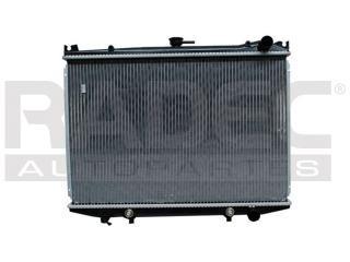 radiador nissan maxima 1992-1993-1994 l6 3.0 lts c/aire aut