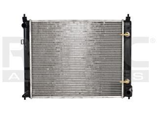 radiador nissan versa 2011-2012-2013 l4 1.6 lts automatico