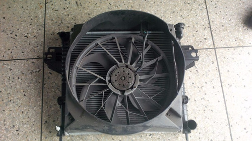 radiador nuevo + electro usado para jeep cherokee liberty