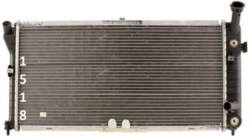 radiador oldsmobile cutlass supreme v6 1994 - 1997