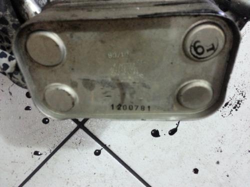radiador óleo motor ssangyong rexton