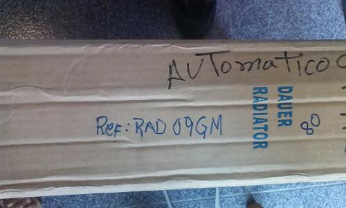 radiador optra automatico 1.8