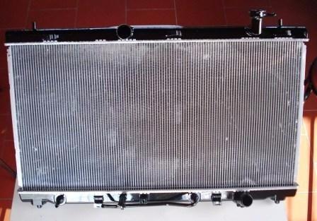 radiador original toyota camry 07-08 tanque aluminio