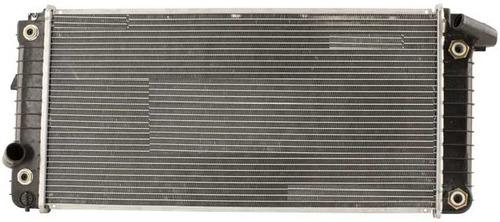 radiador para cadillac deville 4.6l v8 1994 - 1999 nuevo!!!