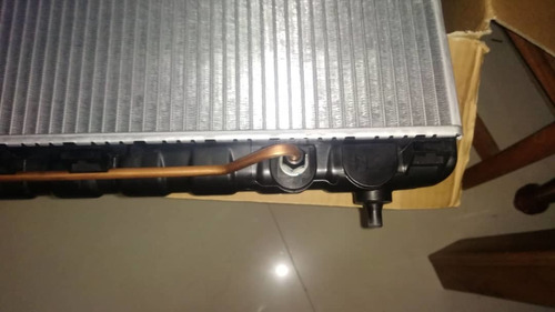 radiador para camioneta