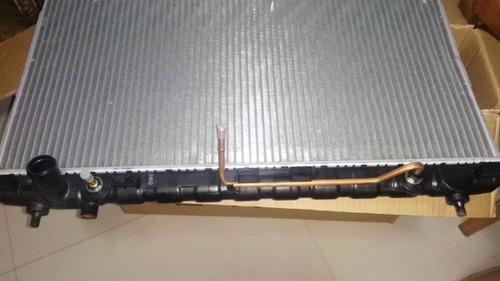 radiador para camioneta san fe 2001-2005
