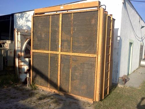 radiador para caterpilllar 399, seminuevo | negociable