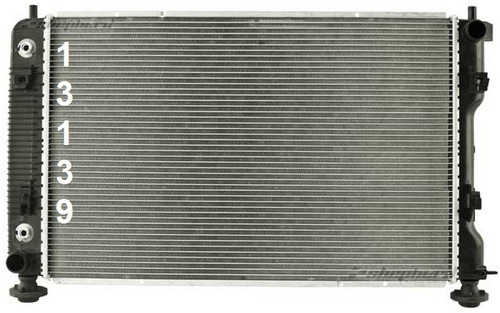 radiador para chevrolet equinox 3.0l v6 2010 - 2017