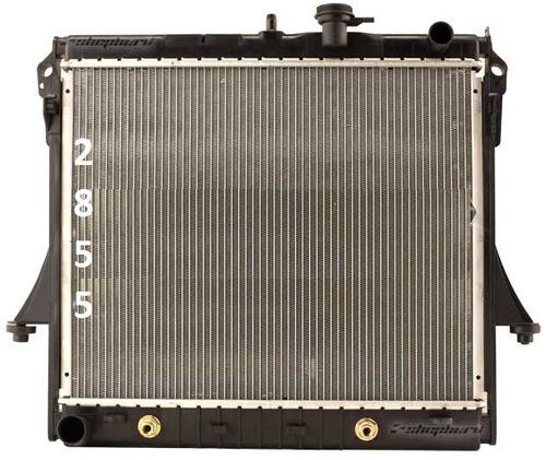 radiador para hummer h3 3.7l l5 5.3l v8 2006 - 2010 nuevo!!!