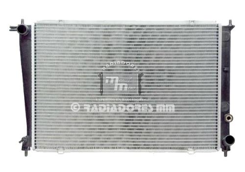 radiador para hyundai h1