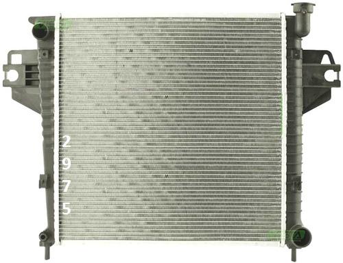radiador para jeep liberty 3.7l v6  2007 - 2007 nuevo!!!