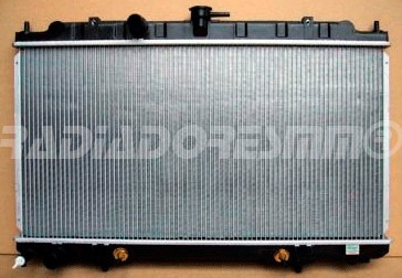 radiador para nissan ad 98-05