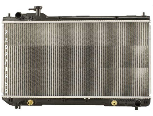 radiador para toyota rav4 2.0l l4 1996 - 2000 nuevo!!!