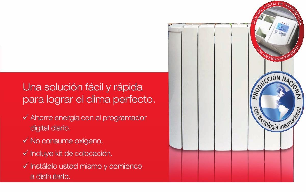 radiador peisa electrico le w