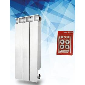 Radiador Peisa T500/80 X 3 Elementos