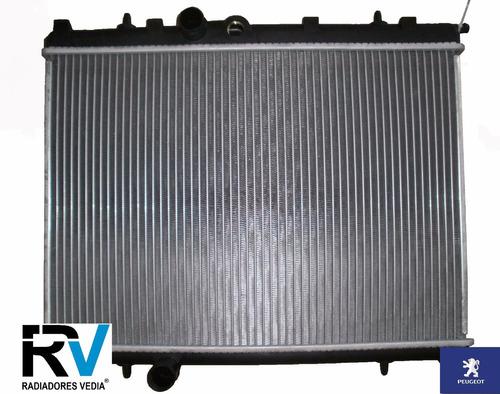 radiador peugeot 206 / 207  c/aire todos nafta-diesel oferta