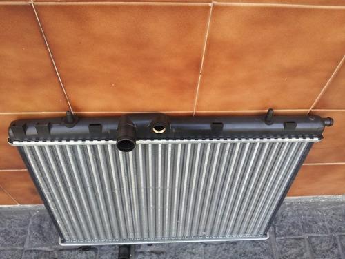 radiador peugeot 206 207 desde 2003 nafta diesel con bulbo