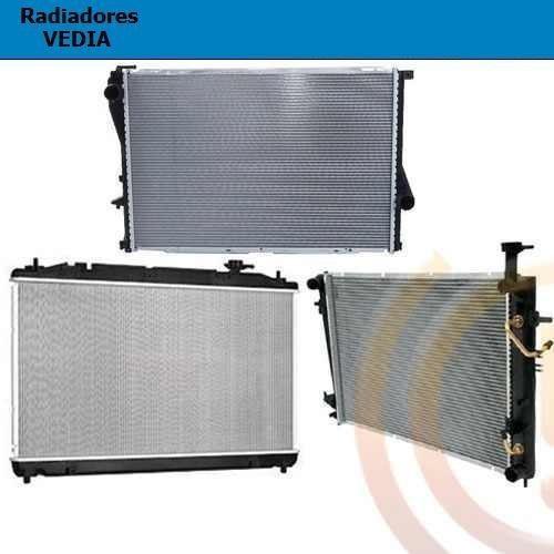radiador peugeot 206 / 207 nafta c/s/aire 8v super oferta!!