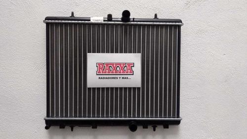 radiador peugeot 207 2010-2012