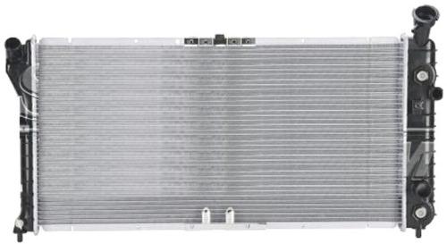 radiador pontiac montana 3.4l v6 1997 - 2000 nuevo!!!