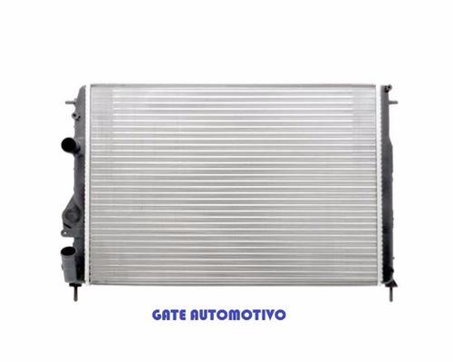 radiador renault logan sandero 1.6 flex 2011-2016 c/ar