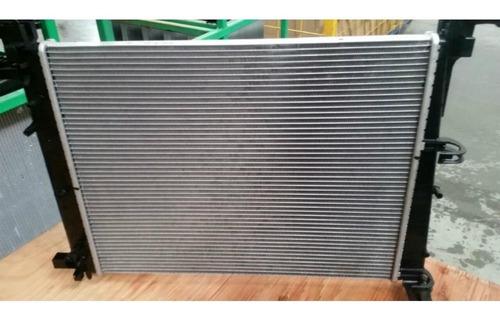 radiador renault nuevo sandero 2015 - 2017