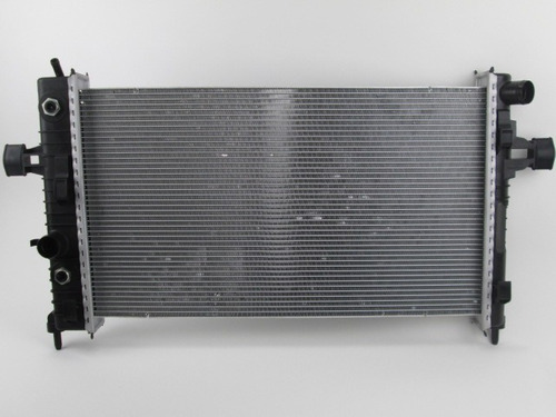 radiador s-10 nova motor flex