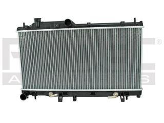 radiador subaru legacy 2009 l4 2.0lts c/aire aut turbo