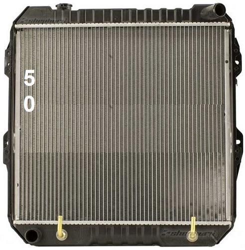 radiador toyota 4runner 3.0l v6 4 x 4 1988 - 1995 nuevo!!!
