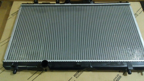 radiador toyota corolla sincronico 1999-2002 original 100%
